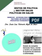 Clase 2 Lineamientos Politica Salud 2013