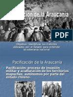 Pacificacion de La Araucania2012 121102100153 Phpapp01