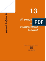 40preguntassobre competencia laboral