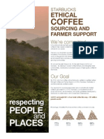 Starbucks Ethical Coffee