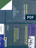 Especializacion en Gerencia de Proyectos de Telecomunicaciones