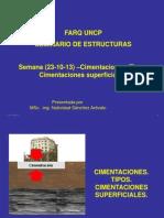 Seminario de Estructuras (23, 24-10-13)