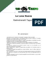 Tagore, Rabindrsnath - La Luna Nueva