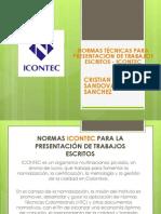 Normas Tecnicas Icontec Para La Elaboracion de Trabajos