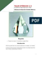 Cristales Etéricos 1-3
