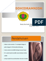 OLYGOHIDRAMNION.ppt