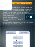 Presentacion de Base de Datos