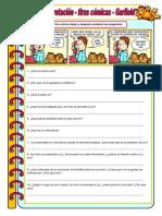 Garfield Español - Interpretación con tiras cómicas