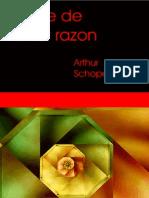 El Arte de Tener La Razon