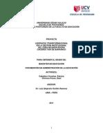 Liderazgo-transformacional en La Gestion Institucional Ucv Incompleta