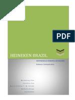 Marketing Plan - Heineken Brazil