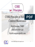 CORE Principles of RCM Compatibility Mode
