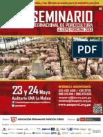 Memorias XVI Seminario Internacion de Porcicultura