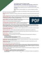 Glosario de Términos en Normas de Auditoría Contable