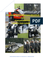Sop Pengamanan Vvip Capres Dan Caawapres Dit Pam Obvit Polda Sulsel