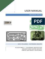 User Manual Jam Digital