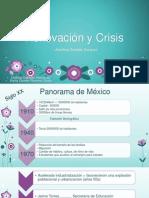 Renovacion y Crisis