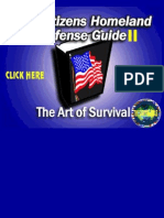 Citizen's Homeland Defense Guide II - The Art of Survival..