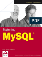 Mysql Beginner