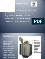 10_proteccion a Transformadores