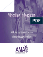Minorities in-Medicine AAMC