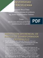 17_proteccion Diferencial de Bancos de Transformadores en Paralelo