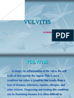 Vulvitis Power Point New