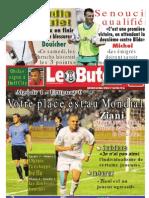 LE BUTEUR PDF du 13/08/2009