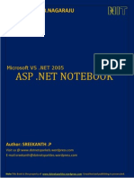 Aspnet Notebook