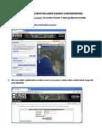 Cara Download Gratis Citra Landsat 8 Dari Earthexplorer