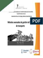 Ponencia Emilio Larrode Metodos Avanzados de Gestion de Flotas