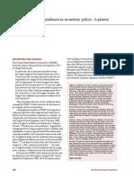 Odyssean forward guidance in monetary policy