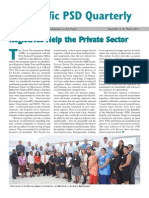 Pacific PSD Quarterly - March 2011