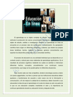 Importancia del aprendizaje en línea