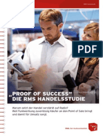 RMS Proof of Success Handelsstudie