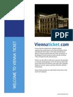 Vienna Ticket events