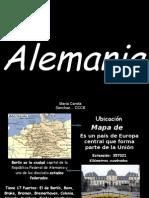 PresentacióN aLEmAnIa
