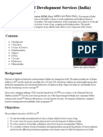 Integrated Child Development Services (India) -
