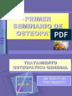 Tratamiento Osteopatico General