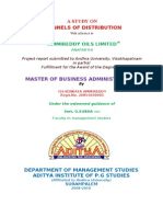 Channels of Distribution- Ammireddy (Completed)