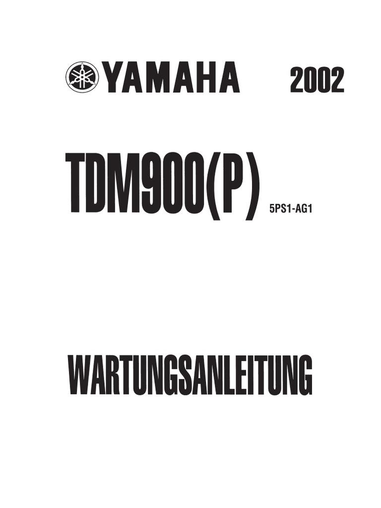 TDM900Servicemanual(part01)