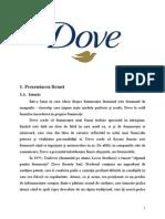 Proiect Dove