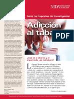 Adicci+¦n tabaco