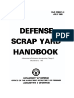 Defense Scrap Yard Handbook