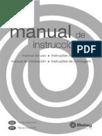 Manual 3eb805l