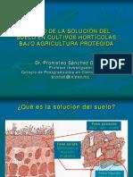 Solucion Del Suelo