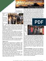 Simona Caba Afrika Wa Yesu – Inhaminga, Mozambique With So