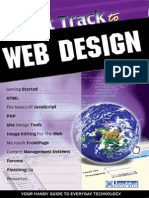 Fast Track to Web Design