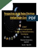 F Barrio_Perspectivas de Las Redes Inteligentes en Europa