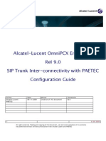 Alcatel Lucent Configuration Guide